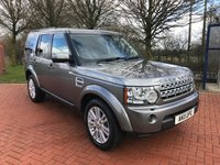 2011 LAND ROVER DISCOVERY 3.0 4 SDV6 HSE 5d AUTO 245 BHP £22990.00