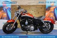 2013 HARLEY-DAVIDSON XL 1200 LOW SPORTSTER 1200 CUSTOM LTD XL CA 13 - 1 owner £6195.00