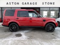 USED 2015 65 LAND ROVER DISCOVERY 3.0 SDV6 HSE BLACK PACK TOW PACK AUTO 255 BHP ** VAT QUALIFYING ** ** VAT QUALIFYING **
