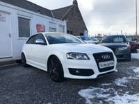 2010 AUDI S3 Black Edition Quattro 2.0 TFSI S Tronic 3dr £SOLD