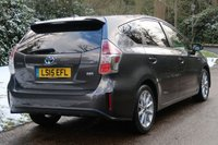 USED 2015 15 TOYOTA PRIUS PLUS 1.8 EXCEL PLUS 5d AUTO 98 BHP