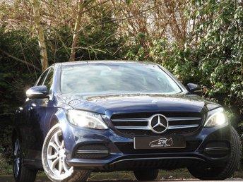 2014 MERCEDES-BENZ C CLASS 2.1 C220 BLUETEC SPORT 4d AUTO 170 BHP £12995.00