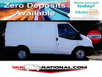 2013 FORD TRANSIT 2.2 280 SWB LOW ROOF100 BHP 6 SPEED £6490.00