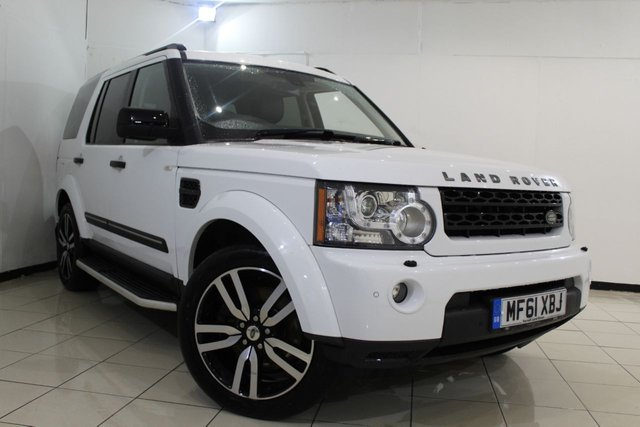 View our 2011 61 LAND ROVER DISCOVERY 3.0 4 SDV6 LANDMARK LE 5DR AUTOMATIC 245 BHP