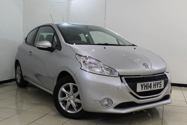 View our 2014 14 PEUGEOT 208 1.2 ACTIVE 3DR 82 BHP