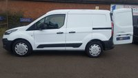 USED 2013 FORD TRANSIT CONNECT 200 1.6 TDCI WITH SIDE DOOR & HISTORY
