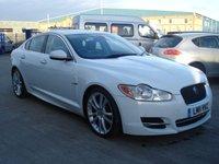 2011 JAGUAR XF 3.0 V6 S PREMIUM LUXURY 4d AUTO 275 BHP £9950.00