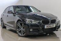 2017 BMW 3 SERIES 3.0 330D M SPORT 4d AUTO 255 BHP £23990.00