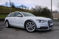 USED 2013 63 AUDI A6 3.0 ALLROAD TDI QUATTRO 5d AUTO 201 BHP £2795 OF FACTORY OPTIONS