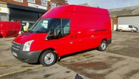 2012 FORD TRANSIT 2.2 300 H/R LWB  1d 124 BHP 1 OWNER F/S/H \ FREE 12 MONTHS WARRANTY COVER // £4990.00