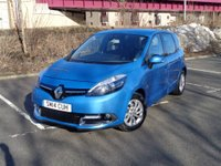 USED 2014 14 RENAULT SCENIC 1.5 DYNAMIQUE TOMTOM ENERGY DCI S/S 5d 110 BHP BLUETOOTH + SAT-NAV!!