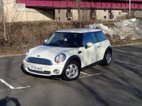 2008 MINI HATCH ONE 1.4 ONE 3d 94 BHP £4495.00
