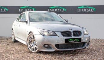 2006 BMW 5 SERIES 3.0 535D M SPORT 4d 269 BHP £8600.00