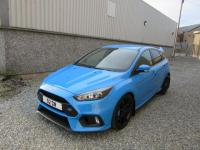 USED 2017 17 FORD FOCUS 2.3 EcoBoost RS 4x4 (s/s) 5dr 1 OWNER HIGH SPEC