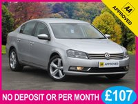 USED 2011 11 VOLKSWAGEN PASSAT 2.0 TDI SE BLUEMOTION 140 BHP £30 ROAD TAX AIR CON CRUISE PARKING SENSORS 17 INCH ALLOYS
