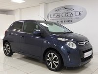 2014 CITROEN C1 1.0 FLAIR 5d 68 BHP £6290.00
