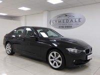 2012 BMW 3 SERIES 2.0 320D SE 4d 184 BHP £8290.00