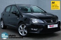 USED 2016 16 SEAT IBIZA 1.2 TSI FR 5d 109 BHP