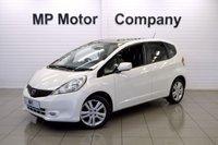 2013 HONDA JAZZ 1.3 I-VTEC EX 5d 98 BHP £7695.00
