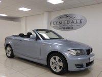 2010 BMW 1 SERIES 2.0 118D SE 2d AUTO 141 BHP £8490.00