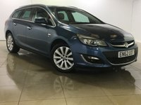 USED 2013 62 VAUXHALL ASTRA 1.6 SE 5d AUTO 115 BHP Great Car
