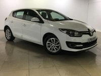 USED 2015 64 RENAULT MEGANE 1.5 DYNAMIQUE TOMTOM ENERGY DCI S/S 5d 110 BHP Great Car/Sat Nav/Bluetooth