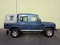 USED 2005 05 LAND ROVER DEFENDER 2.5 TD5 County Double Cab 4dr 1 PREV LADY OWNER . THE BEST