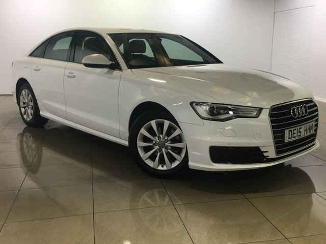 View our 2015 15 AUDI A6 2.0 TDI ULTRA SE 4d 188 BHP