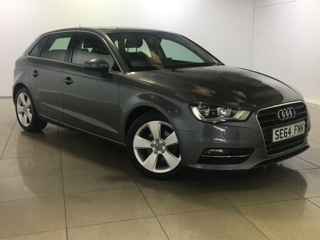 View our 2015 64 AUDI A3 1.6 TDI SPORT 5d 109 BHP