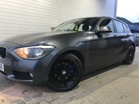 2012 BMW 1 SERIES 2.0 120D SE 5d 181 BHP £7695.00