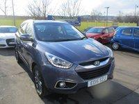 2015 HYUNDAI IX35 1.7 SE NAV CRDI 5d 114 BHP £SOLD
