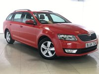 USED 2015 64 SKODA OCTAVIA 1.6 SE TDI CR 5d 4x4 105 BHP 1 Owner/Bluetooth/DAB Radio