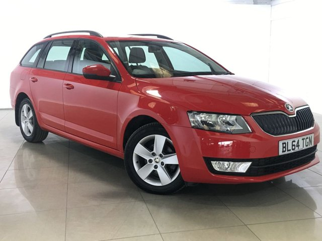 View our 2015 64 SKODA OCTAVIA 1.6 SE TDI CR 5d 4x4 105 BHP