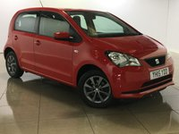 USED 2015 15 SEAT MII 1.0 I-TECH 5d 59 BHP 1 Owner/Ideal First Car/Nav