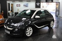 USED 2014 14 VAUXHALL ADAM SLAM S/S