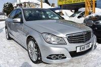 USED 2011 11 MERCEDES-BENZ C CLASS  C200 CDI BLUEEFFICIENCY ELEGANCE 4d AUTO 134 BHP THE CAR FINANCE SPECIALIST