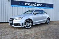 2012 AUDI A1 1.4 TFSI S LINE 3d 122 BHP £8995.00