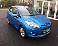 USED 2011 60 FORD FIESTA 1.4 ZETEC AUTOMATIC THIS VEHICLE IS AT SITE 2 - TO VIEW CALL US ON 01903 323333