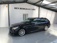 2009 BMW 5 SERIES 3.0 525D M SPORT BUSINESS EDITION TOURING 5d AUTO 195 BHP £9000.00