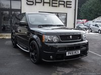 USED 2010 10 LAND ROVER RANGE ROVER SPORT 3.0 TDV6 HSE FACTORY REVERE 5d 245 BHP