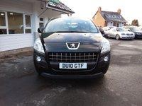 2010 PEUGEOT 3008 2.0 HDI SPORT 5d 150 BHP £3995.00