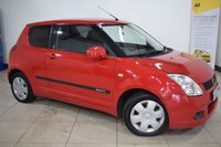2006 SUZUKI SWIFT 1.3 GL 3d 91 BHP £795.00