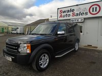 2007 LAND ROVER DISCOVERY 2.7 3 TDV6 GS 5d AUTO 188 BHP £9995.00