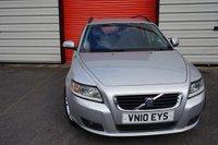 2010 VOLVO V50 1.6 D DRIVE SE 5d 109 BHP £5995.00