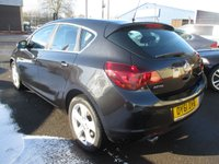 USED 2011 61 VAUXHALL ASTRA 2.0 SRI CDTI S/S 5d 163 BHP AIR CONDITIONING - CRUISE CONTROL