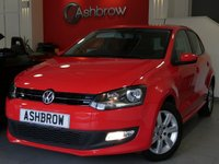2014 VOLKSWAGEN POLO 1.2 TDI MATCH EDITION  5d 75 BHP £6743.00