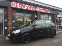USED 2008 08 VOLKSWAGEN POLO 1.2 MATCH 3d 68 BHP
