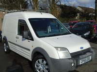 USED 2005 55 FORD TRANSIT CONNECT 1.8 T220 LWB TDDI 1d 74 BHP GREAT VALUE+NEW MOT ON SALE