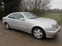 USED 2000 MERCEDES-BENZ CLK 2.0 CLK200 ELEGANCE 2d 134 BHP Part Exchange Clearance