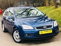 2007 FORD FOCUS 1.6 GHIA 16V 5d 113 BHP £3000.00